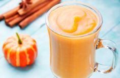 Pumpkin Smoothie (Pumpkin Pie in a Glass) Recipe