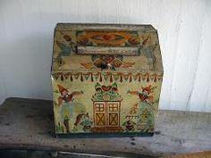Peter Hunt breadbox