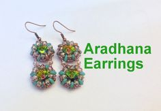 Aradhana Earrings- Intermediate Level