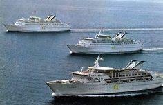 Norwegian Cruise Line recibe el MS Starward (29 noviembre 1968)
