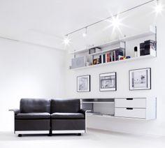 Dieter Rams' furniture designs.