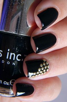 50 Most Popular Different Nail Art Designs | Hugestyles