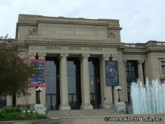 Missouri History Museum, Forest Park