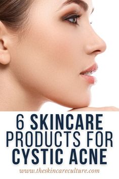 In this article, I will give you a list of the six best products for cystic acne that will help soothe inflammation and flatten the tough and painful bumps.