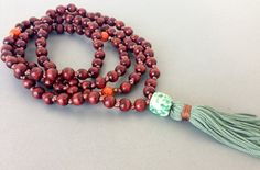 Handmade Mala and Spiritual Jewelry by Katiaicrafts Spiritual Jewelry, Tassel Necklace, Trending Outfits, Unique Jewelry, Handmade Gifts, Shop, Etsy, Vintage, Kid Craft Gifts