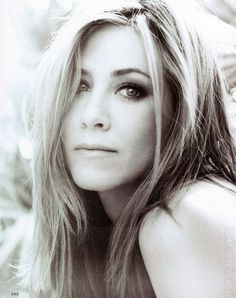 jennifer aniston - when i die i wanna come back as her