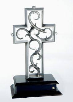 Unity cross...alternative to the unity candle. The inside cross ...