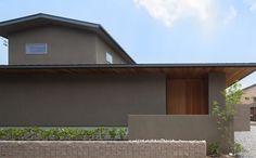 三重県の注文住宅はネイエ設計-施工事例|阿倉川町の家 House Yard, My House, Japanese Modern, Modern Exterior, Facade, Interior Design, Architecture, Outdoor Decor, Home Decor