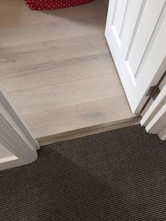 Client: Private Residence In North London Brief: To supply & install grey striped carpet to stairs Grey Striped Carpet, North London, Grey Stripes, Tile Floor, Stairs, Flooring, Gray Stripes, Stairway, Tile Flooring