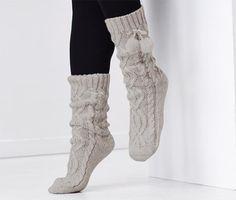 9,99 € | Pančuchy a ponožky pre dobrý pocit S týmito mäkučkými ponožkami už doma nebudete potrebovať papuče.