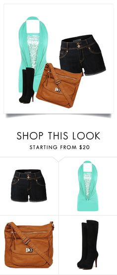 """""""Shiera's Outfit first outfit"""" by lizzie12304 on Polyvore featuring LE3NO and WearAll"""