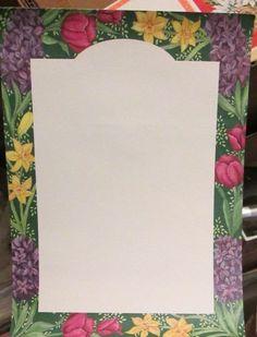 Gartner Precious Moments Christmas Letterhead Stationery  Sheets