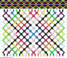 Friendship bracelet pattern 89367 new