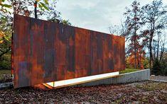 Studio for a Composer / Johnsen Schmaling Architects,© John J. Macaulay