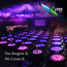 You Imagine It, We Create It. Visit - http://www.vmsevents.com #‎VMSEvents‬