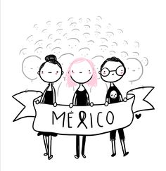 """skllflwr: """"Today we go out to the streets dressed in black. Ayotzinapa somos todos. """""""