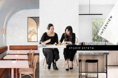 Interview: Sarah Cosentino & Felicity Slattery of Studio Esteta | Yellowtrace