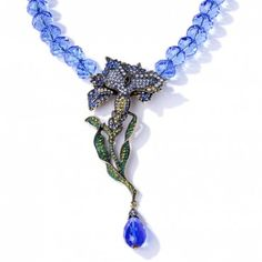 Floral Artistry Necklace | Heidi Daus Designs Official Site