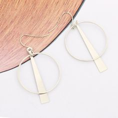 Korea style alloy plating earring (Silver)NHGY0511-Silver