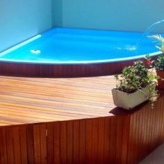 Image result for piscina pequena