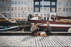 Copenhagen Afternoon