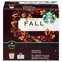 Fall for Starbucks   The Style Riot