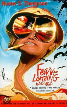 Fear and Loathing in Las Vegas - A Savage Journey to the Heart of the American Dream - Book