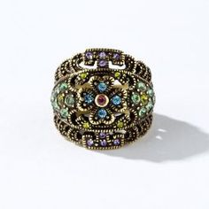 """Marquise Magic"" Ring"