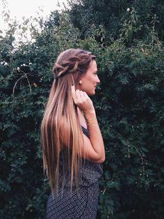 long hair on We Heart It