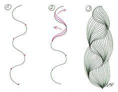 Linienspielle