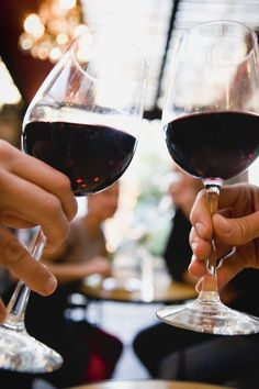 In honor of National Red Wine Day, let's toast to all of the ways moderate consumption makes us healthier