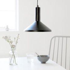 Pendant Light Mall Made Black O28cm H23cm House Doctor Pendant Light Contemporary Pendant Lamps House Doctor
