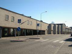 Vanha köysitehdas, nykyinen Turun taideakatemia | Former rope factory, now Arts Academy in Turku, Finland. #architecture #arkkitehtuuri