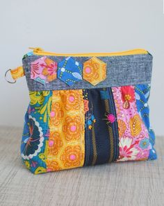 The Bella Clutch FREE Sewing Pattern More