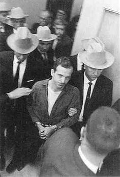 Lee Harvey Oswald accused assassin of President Kennedy
