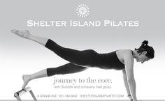A Pliates Studio in the Hamptons, NY