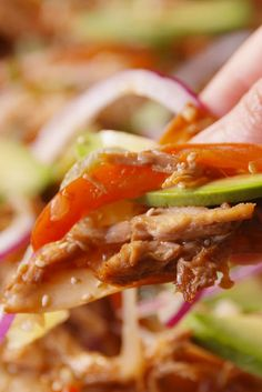 You won't find these on the takeout menu. Get the recipe from Delish.
