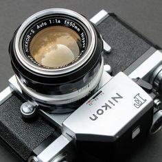Nikon F Cropped