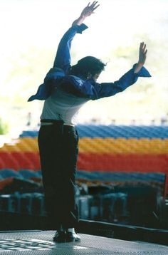 Mr Michael Jackson.