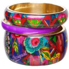Bracelet Fleurs Desigual