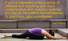 yin yoga quotes - Google Search