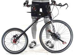 8段変形ができるエキサイティングな自転車「Mc2」