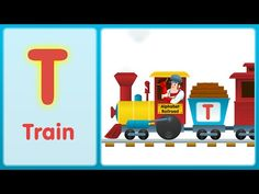 The T Song (Uppercase)   Alphabet Song   Super Simple ABCs - YouTube