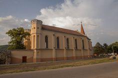 Biserica Evanghelica Manarade