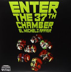 El Michels Affair - Enter The 37th Chamber on LP