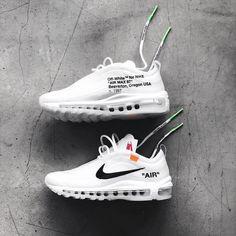 """いいね!164.2千件、コメント2,191件 ― Off-White™さん(@off____white)のInstagramアカウント: 「Off-White™ c/o @Nike """"Air Max 97""""」"""