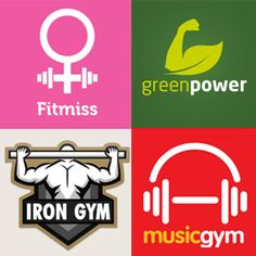 In this post we have added 30 best Gym and Fitness themed logo designs for your inspiration. My favorite logo designs are Gym Guide, Tonik, Fitmiss, Music Gym, God's Gym and Ultra Fitness. Please tell