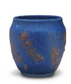 Albert Louis Dammouse (French, active ca. 1848–1926) Vase pâte d'émail