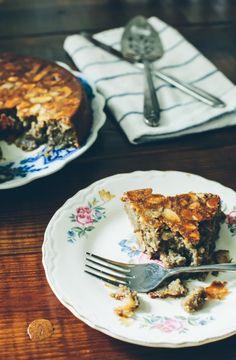 Honey-Sweetened Gluten-Free Almond Butter Cake