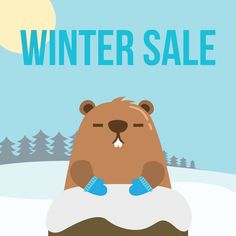 February 2nd is Groundhog Day and Phil the Groundhog saw his shadow! That means six more weeks of winter. Lucky for you we're having a sale! All Long Sleeve Tops, Sweaters, Cardigans and Coats 50% off Today and Tomorrow!